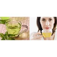 Yeşil Çay İle Güzelleşin