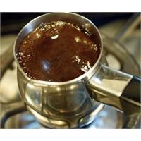 Türk Kahvesi Ve Yapılışı