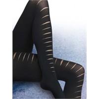 2010/2011 Sonbahar-kış Penti Desenli Çorap Modelle