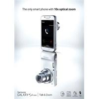 Galaxy S4 Zoom: 16 Mp Ve 10x Zoom Özelliği Olan S4