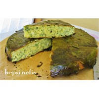 Asma Yaprağında Mısır Ekmeği
