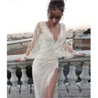Trend Alarm '' White Dress ''