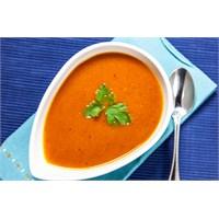 Fırın Domatesli, Soğanlı Domates Çorbası