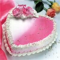 Heart Wedding Cake / Kalp Düğün Pastaları…