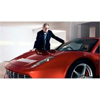 Eric Clapton'a Özel Ferrari