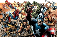Sinema Tarihindeki Süper Kahraman Uyarlamaları