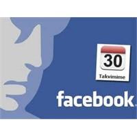 Facebook Takvimim Uygulamasına Dikkat