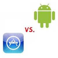 Google Android Market Vs Apple App Store