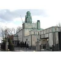 Brüksel Stoclet Palace (Unesco Dünya Mirasları)