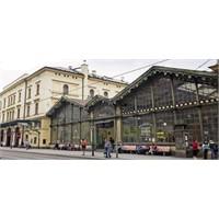 Prag Masarykovo Tren İstasyonu