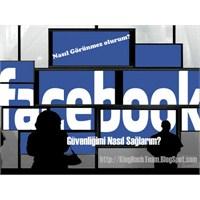 Dersimiz Facebook'ta Güvenlik Ve Gizlilik!