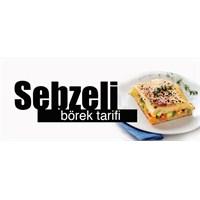 Sebzeli Börek Tarifi