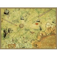 Piri Reis Haritasının 500 Yıllık Gizemini Keşfedin