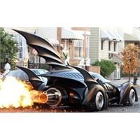 Batmobil Geri Dönüyor