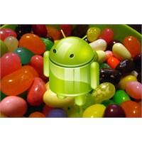 Android 4.1 Jelly Bean Onaylandı, Geliyor