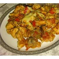 Mantarlı Tavuk Sote - Unutulmaz Lezzetler'den