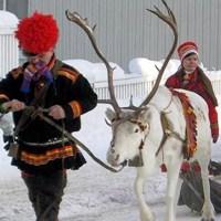 Samiler Ulusal Günlerini Buruk Kutladı