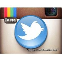 İnstagram- Twitter Ortaklığı Bitti!