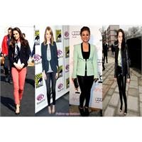 Pantolon Ve Ceket İkilisi