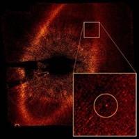Güneş Sistemi Dışındaki Gezegenler