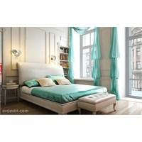 Yatak Odası İç Dekorasyonu Örnekler