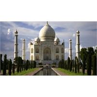Dünya'nın 7 Harikasından Biri; Tac Mahal