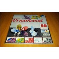 Desenli Origami Kağıtları