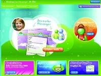 Çocuklara Windows Live Messenger