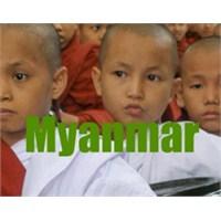 Myanmar Gezi Rehberi