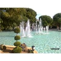 Göztepe Parkında Keyifli Bir Gün