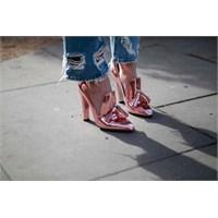 Ayakkabı Modası= Sokak Modası