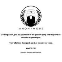 Hacker Birliği Anonymous'un En İyi 10 Saldırısı
