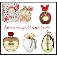Mücevher Gibi Parfüm Şişeleri