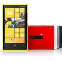 Nokia Lumia 920 Tanıtıldı