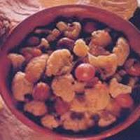 Kuru Üzümlü Karnabahar Salatası