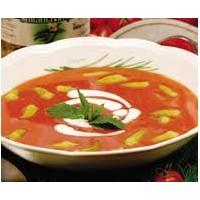 Kremalı Domatesli Çorba