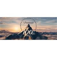 Paramount Pictures'tan 100. Yıl Logosu...