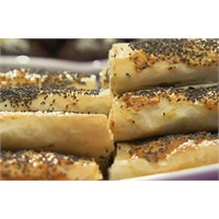 Çağlalı Yeşil Mercimekli Börek Yediniz Mi?