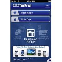 Yapı Kredi Mobil Bankacılık Uygulaması 1.0.2 İndir