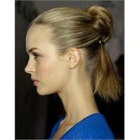 Pratik/ Kolay Toplu Saç Modelleri