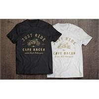 Tişört Tasarımı İçin Hazır Mock-up