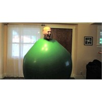Balonun İçine Girmek