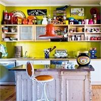 Mutfaklarınızı Kişiselleştirin!
