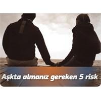 Aşkı iyi yaşamak için 5 durum