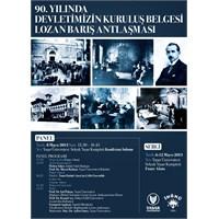 Lozan Barış Antlaşması Paneli - Yaşar Üniversitesi