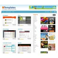 Blogger Tema Kaynağı Siteler