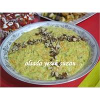 Kabaklı Ve Havuçlu Yoğurtlu Salata