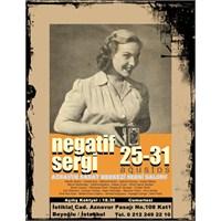Negatif Fotoğraf Sergisi
