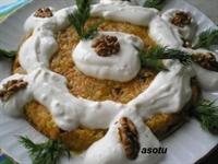 Havuç- Kabak- Patates Üçlemesi