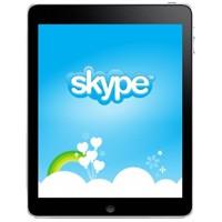 Ve Nihayet İpad Resmi Skype Uygulaması Appstore'da
